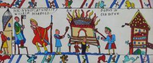 schilderij van bayeux 2