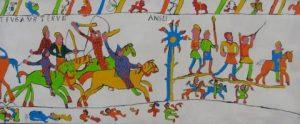 schilderij van bayeux